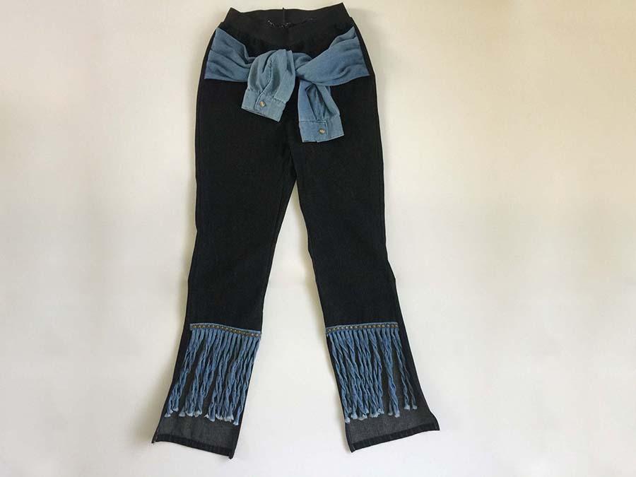 Pantalón con mangas